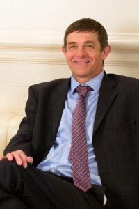 Steve Moir, Chairman of the Experts in Property